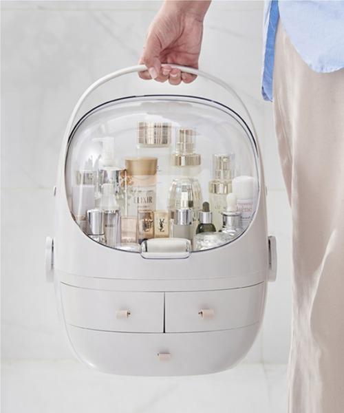 [aimoha] 化粧品 収納ケース