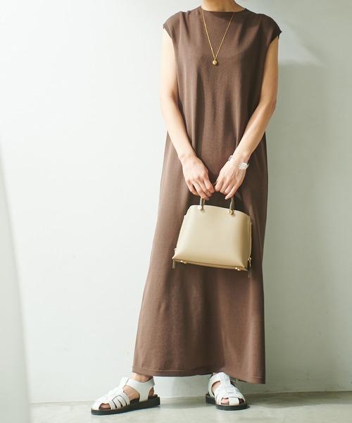 [ROPE'] 【新色追加】【E'POR】Y bag Mini(サイドジップミニショルダーバッグ)23