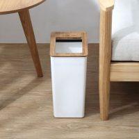 洗面所にぴったりなおすすめのゴミ箱って?自分好みのサイズやデザインを見つけよう