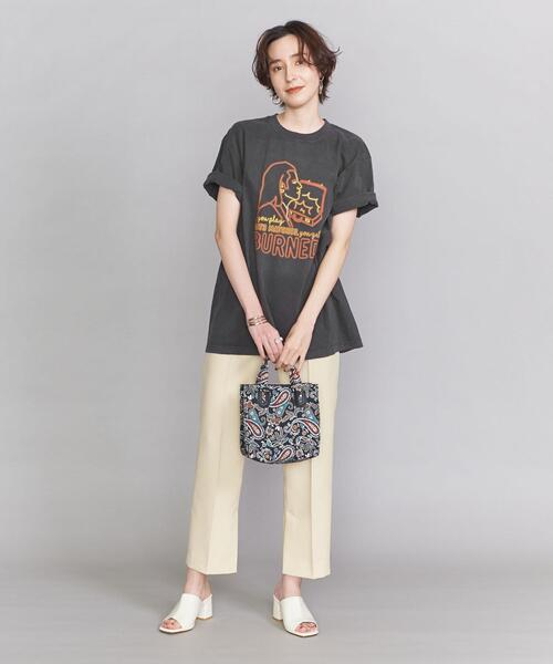 [BEAUTY&YOUTH UNITED ARROWS] 【別注】<GOOD ROCK SPEED>∴PULP FICTION プリントTシャツ