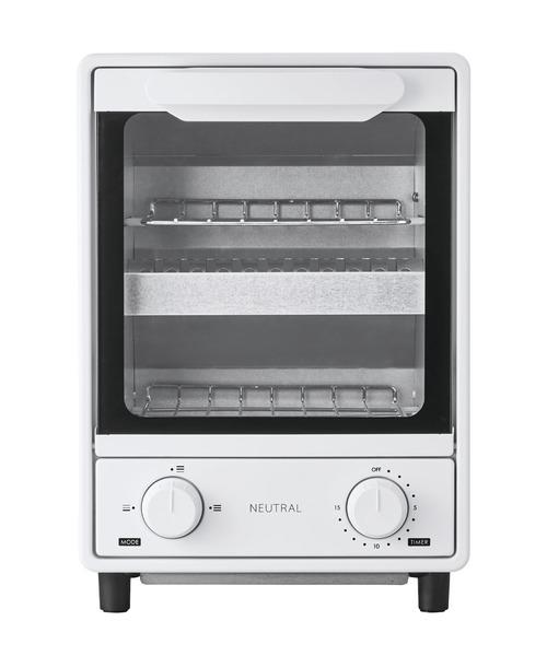 [Toffyマルシェ] NEUTRAL オーブントースター