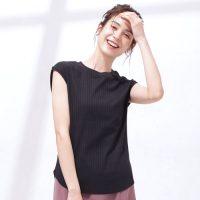 骨格ウェーブさん向けTシャツの選び方特集。体型に合ったデザインで華奢見せを狙おう