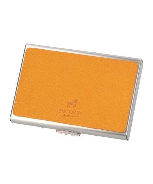 [MARK'S] アリゾナメタル・マルチ カードケース/PEDIR