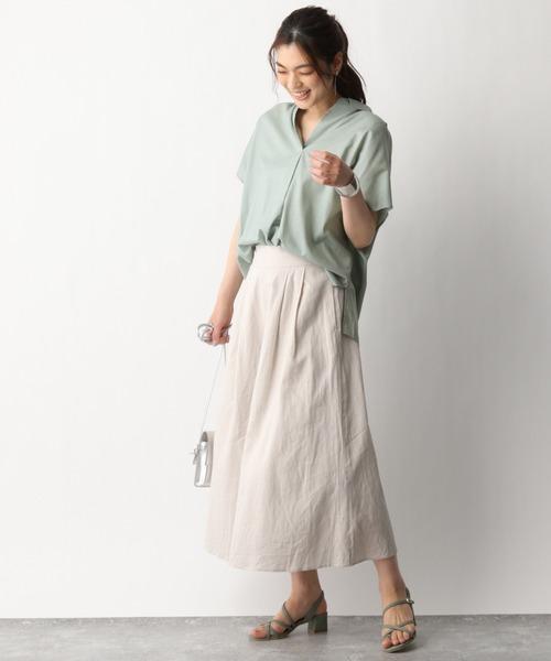 サラサラスキッパーシャツ半袖/932266