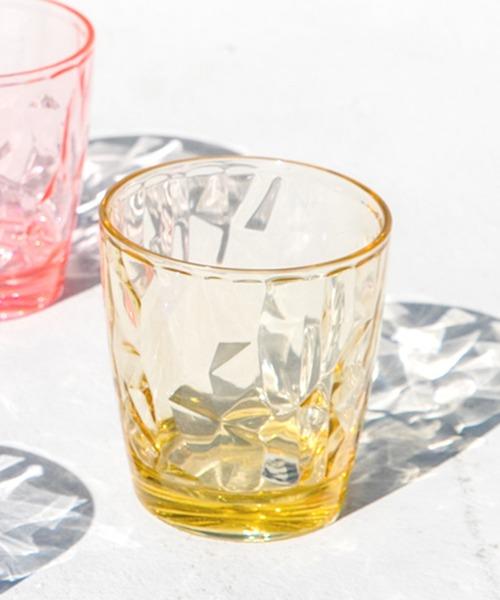小さめサイズが魅力のモロッコ風グラス