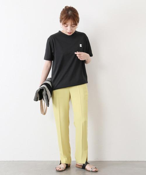 【THE NORTH FACE/ザ・ノース・フェイス】 SMALL BOX LOGO TEE:Tシャツ◆2