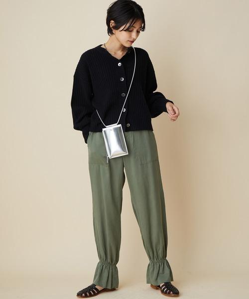 [ROPE'] 【スマートフォン対応】スマートウォレットミニショルダーバッグ4
