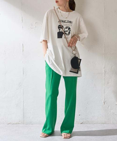 [Discoat] バンドジャケット風Tシャツ11
