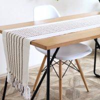 おしゃれなテーブルランナー特集。一枚でパッと華やぐおすすめデザインをご紹介