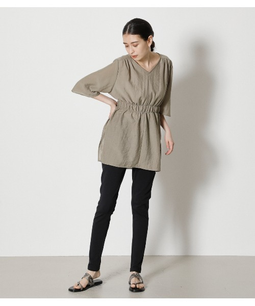 [AZUL BY MOUSSY] APS CIRCLE MOVE SKINNY PT