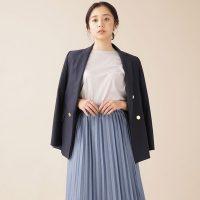 プリーツスカートの秋コーデ18選。大人女子の万能アイテムを着こなすおしゃれって?