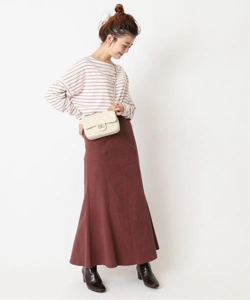[Spick & Span] マーメイドスカート◆