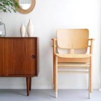 北欧の自然香る「椅子」。素朴でかわいいデザインが魅力!