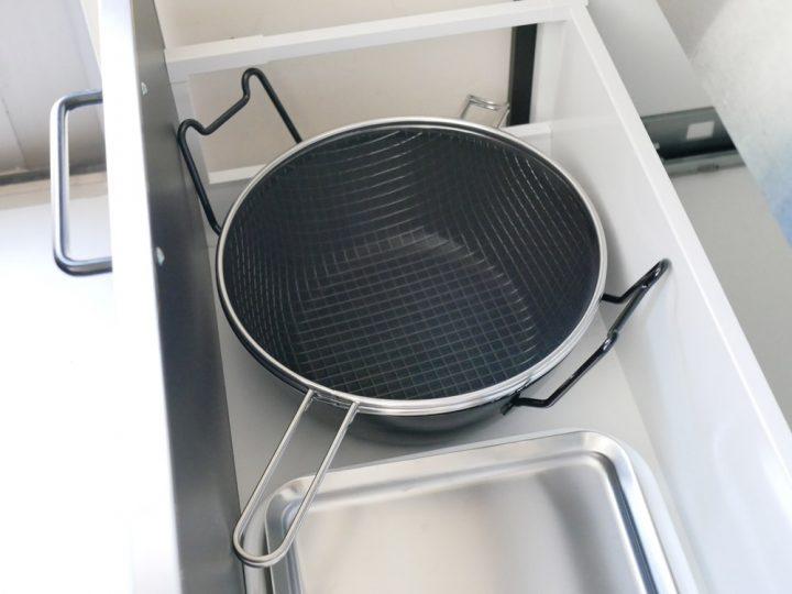 鉄揚げ鍋セット7
