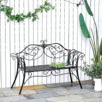 おしゃれなガーデンベンチで過ごそう《16選》庭に一つ置くだけでサマになるおすすめ