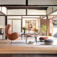 和モダンの内装で作る部屋作り実例集。インテリアや家具選びのコツなどをご紹介