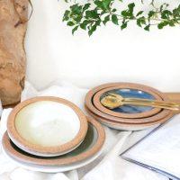 食卓を楽しく和ませる「お皿」。愛着のあるデザインとネーミング!