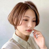 マッシュパーマのレディースヘアカタログ。こなれ感のあるトレンドのおしゃれな髪型