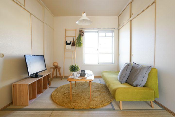 シンプルで美しい和室に合う観葉植物の飾り方