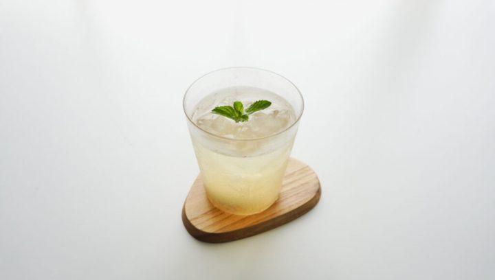 ひんやりドリンクのアレンジレシピ2