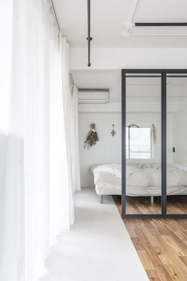 快眠ベッドルームの作り方3