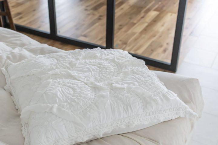 快眠ベッドルームの作り方4
