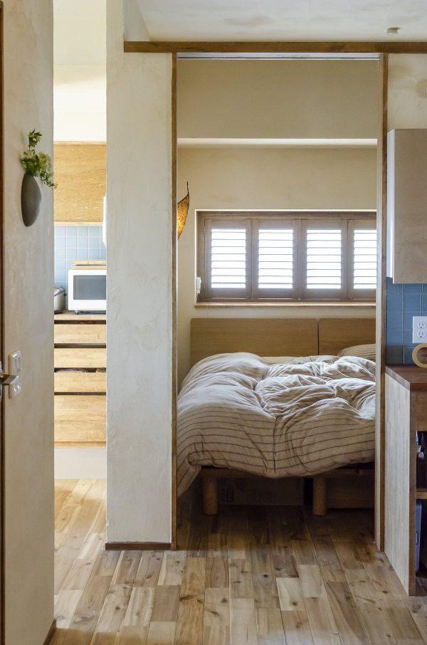 快眠ベッドルームの作り方11