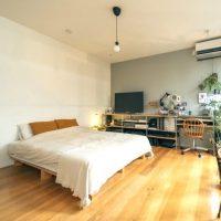 狭い部屋でも快適な二人暮らしのレイアウト術。ワンルームや1Kなどの実例をご紹介