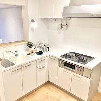 システムキッチンって普通のキッチンとどう違う?賃貸で選ぶ場合のポイントは?
