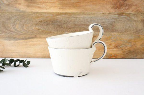 信楽焼のマグ&スープカップ12