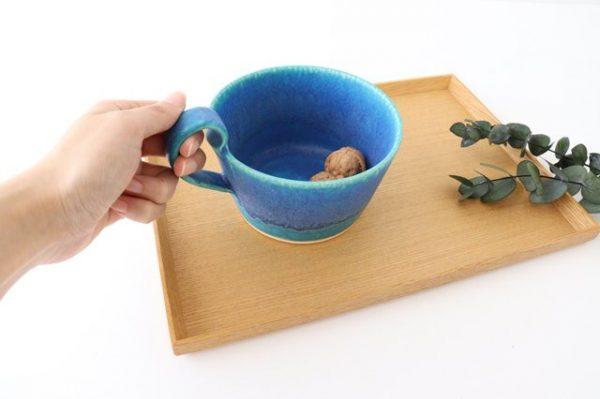 信楽焼のマグ&スープカップ14