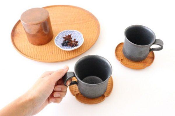 信楽焼のマグ&スープカップ8
