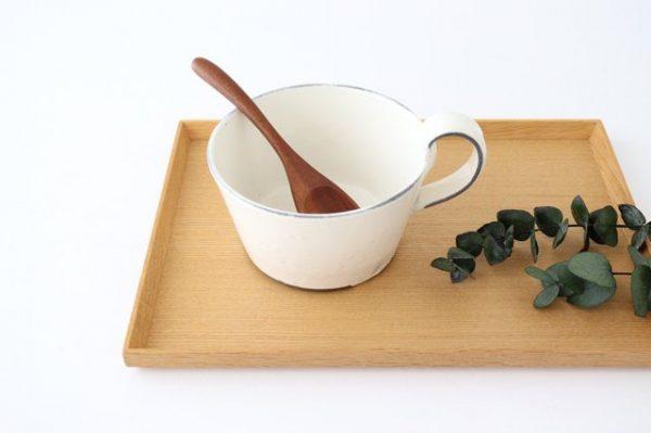 信楽焼のマグ&スープカップ11