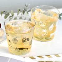 冷たい飲み物が美味しい!グラス特集
