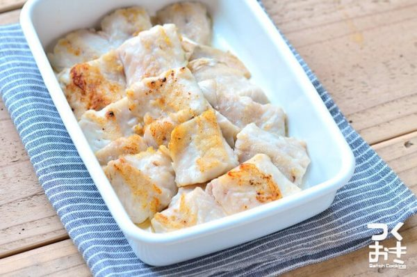 旬をシンプルに料理。かますの塩焼きレシピ