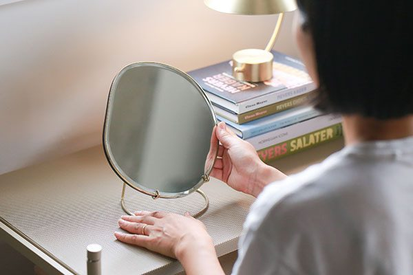 ferm LIVINGのPond Mirror(ポンドミラー)2