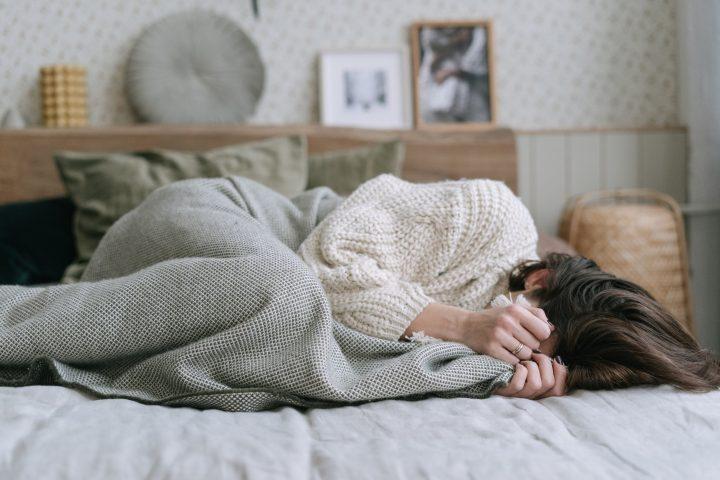 眠れない夜の過ごし方【原因】