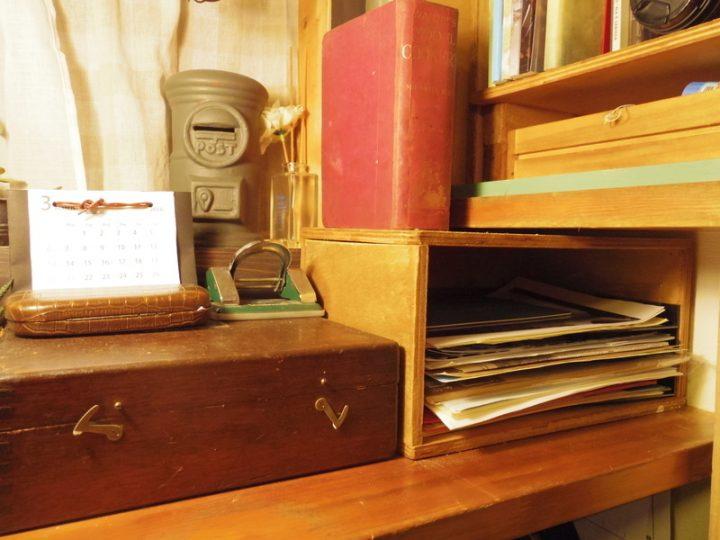 レターラックを使った書類収納DIY