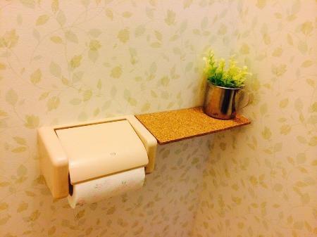 手作り初心者にうれしいトイレ収納DIY術