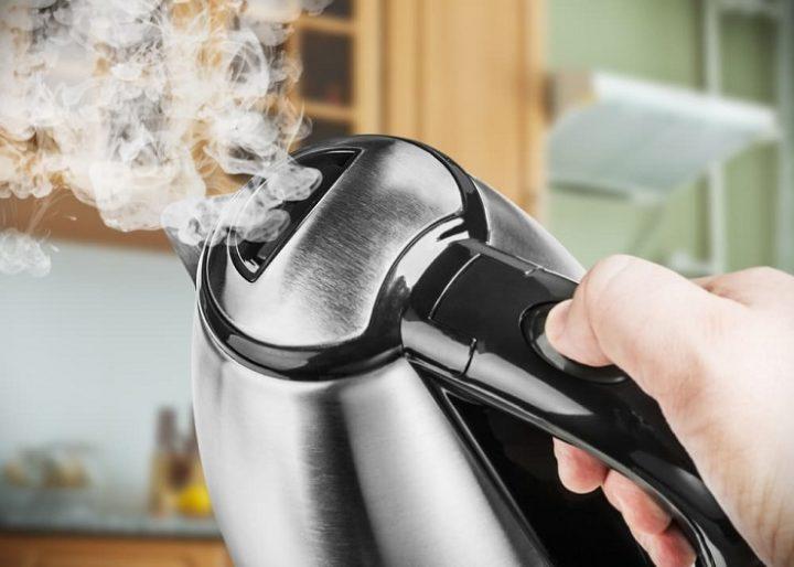 電気ポットはクエン酸で洗浄できる!お手軽な掃除方法を解説
