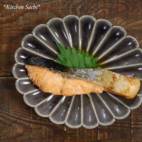 レンジで簡単おつまみ!鮭のみりん焼きレシピ