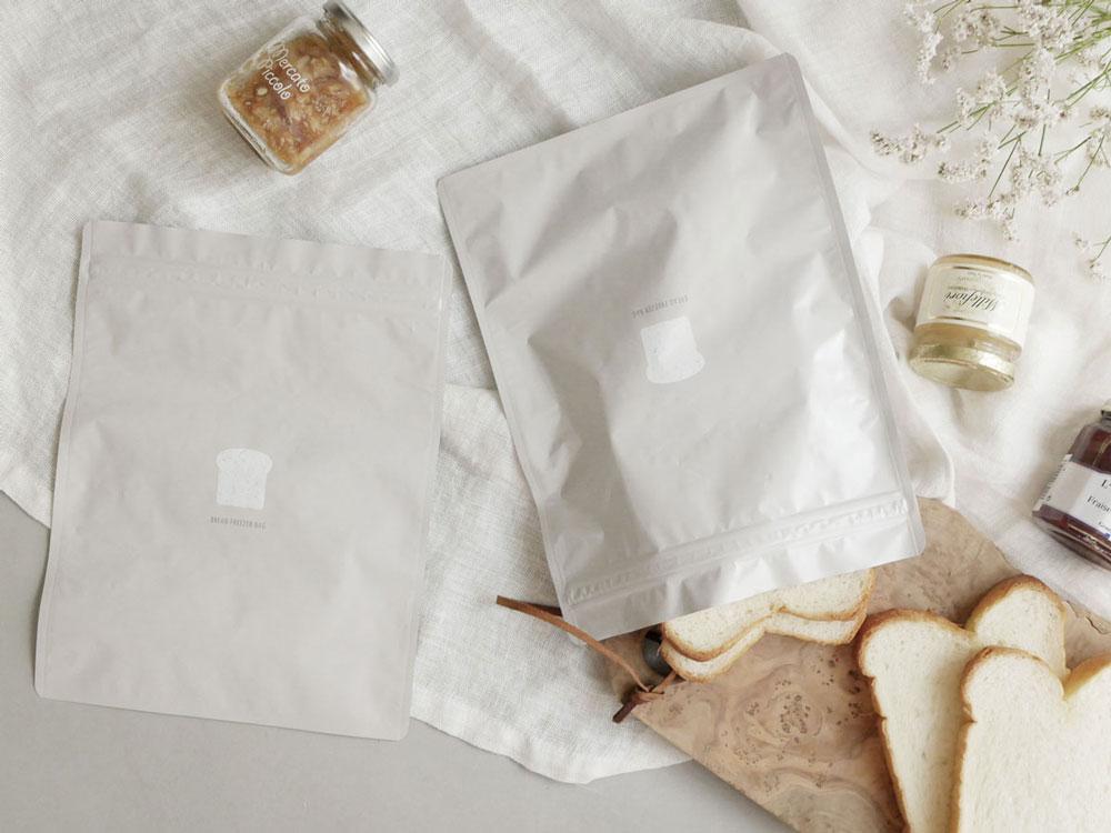 パン冷凍保存袋1
