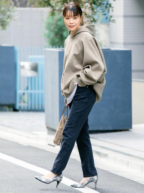 ◆SC スキニー パンツ ブラックデニム
