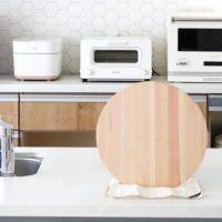 丸いキッチン仕事でストレスフリー!理想的な丸型まな板をご紹介