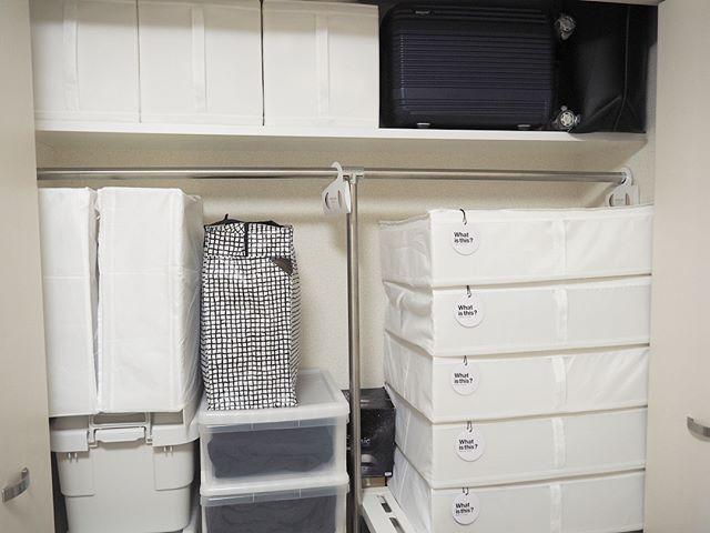 スッキリおさまる人気のIKEA家具