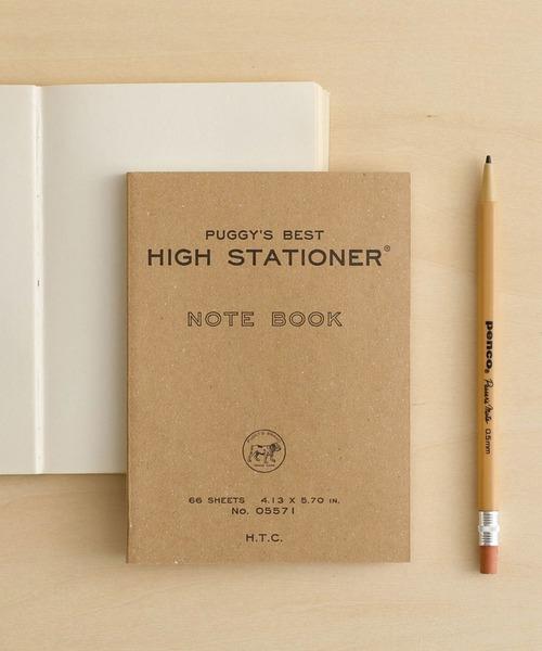 [HIGHTIDE] Puggy'S Pocket Notebook ポケットノート