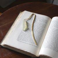 読書のお供におしゃれな「しおり」を。プレゼントにもおすすめの素敵アイテム15選