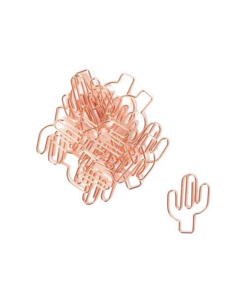[BEAMS MEN] DESIGN MANUFAKTUR / ゴールド クリップ