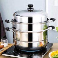 おしゃれな蒸し器をご紹介!自宅で簡単に使えて料理の幅も広がるおすすめ商品