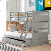 人気のおしゃれな二段ベッドを厳選。スペースに合う快適なおすすめ商品をご紹介